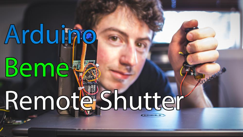 Beme Remote Shutter