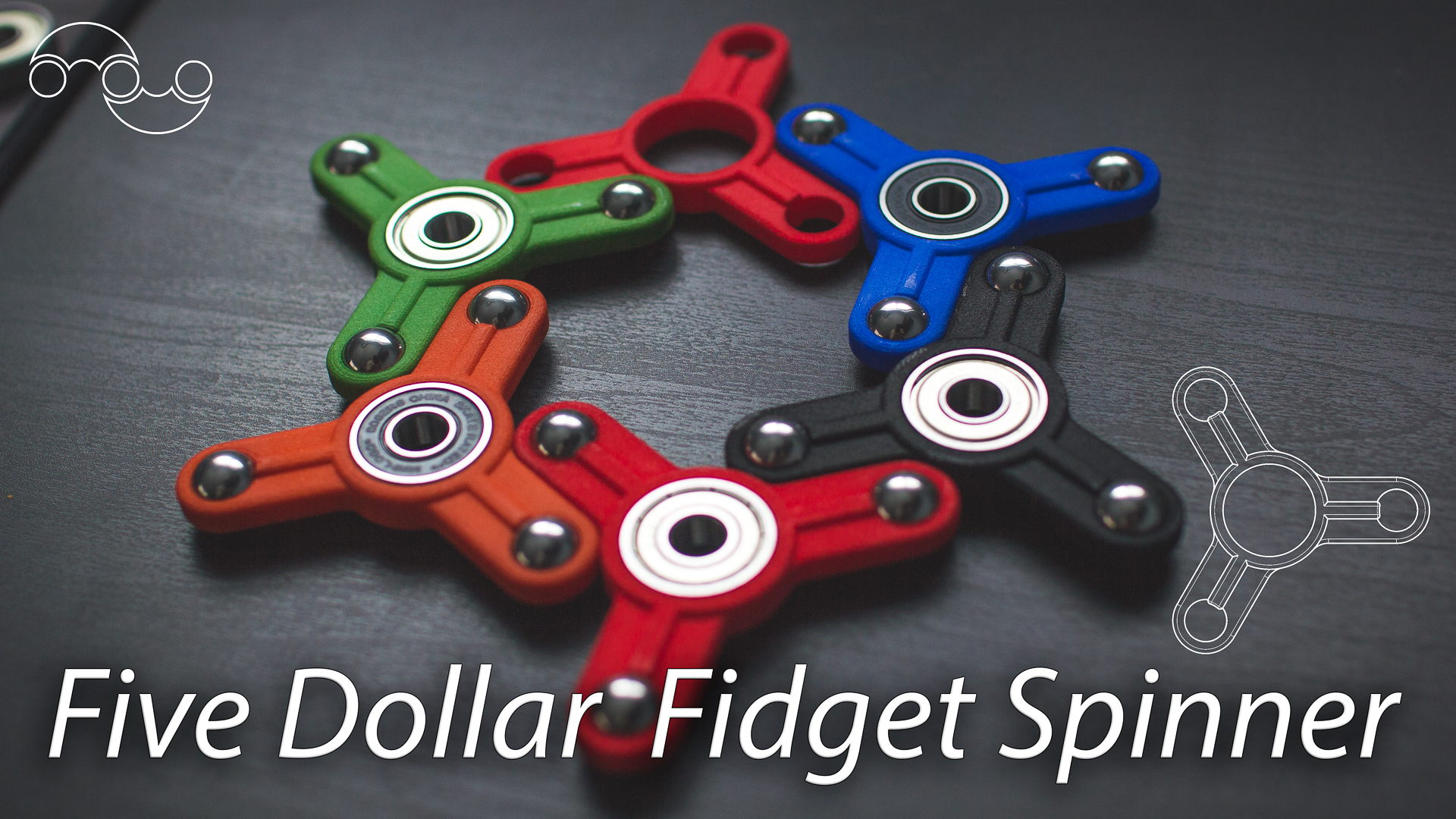 Five Dollar Fidget Spinner